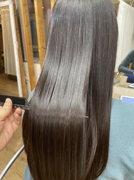 年齢に負けない髪を育てる♪髪質改善トリートメント!の画像